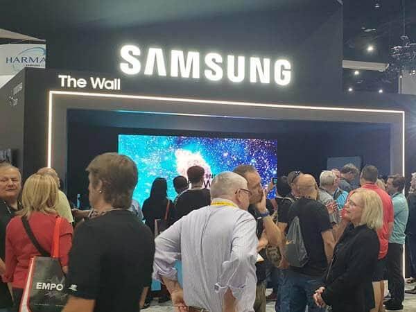 Cedia 2018 Samsung Display Solutions