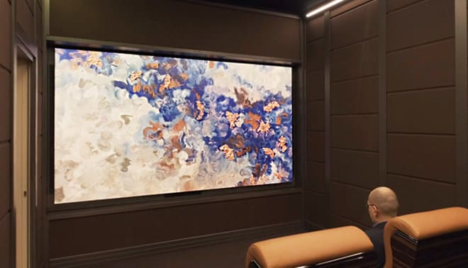 The Wall by Samsung for Homes & Superyachts - @ Monaco Yacht Show