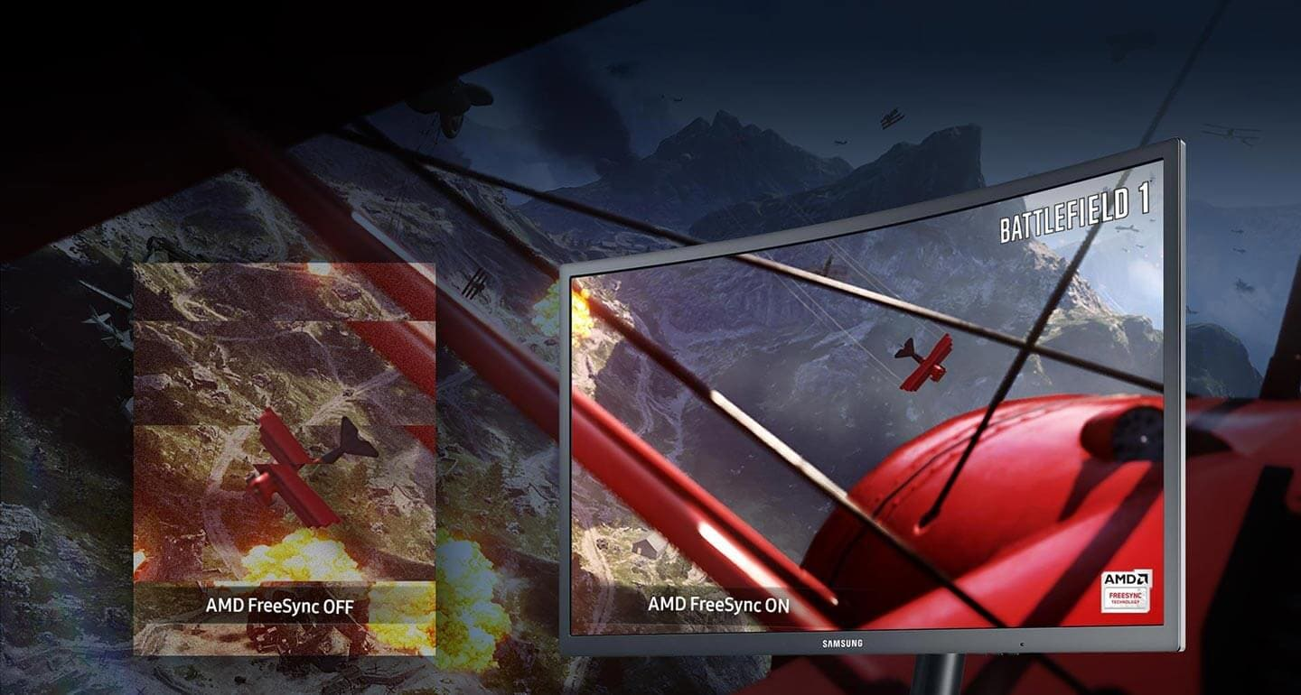 Perfectly smooth gameplay with AMD FreeSync