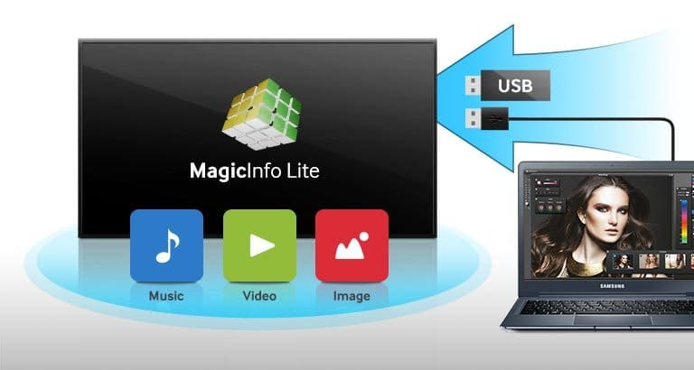 Content Auto Play in USB memory or internal memory