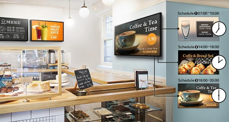 Control Displays in multiple locations easily and instantly