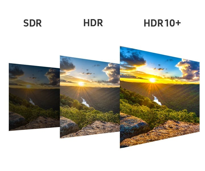 HDR 10+ support