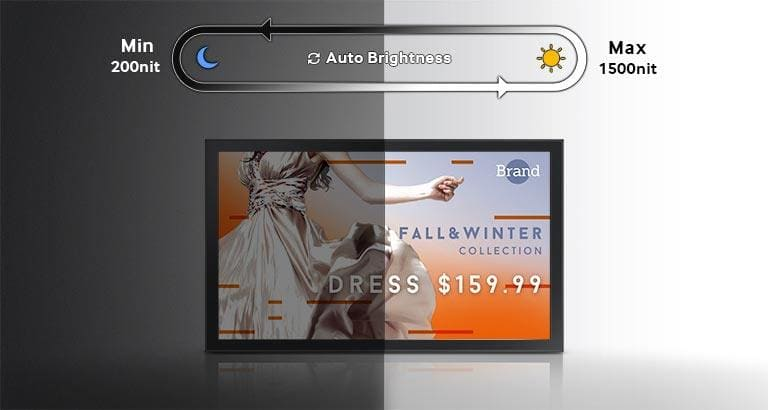 Samsung OH24E   SMART Outdoor Signage Display   KniTec