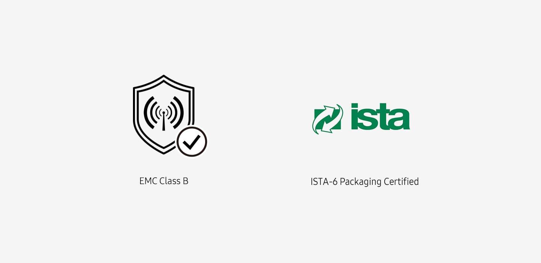 Industry standard certified