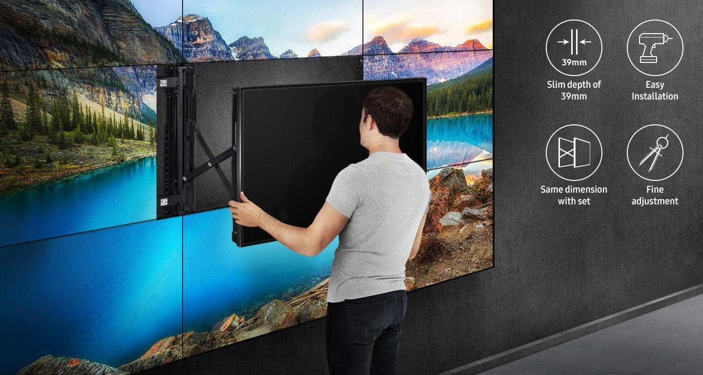Image result for samsung video wall