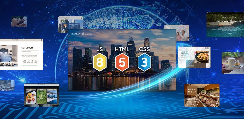 Desarrollo de aplicaciones web simple y compatible