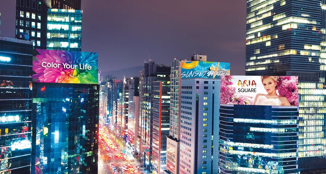 Revitalize Outdoor Engagement through Consistent and Reliable LED Content