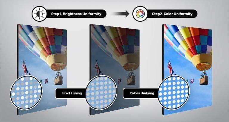 Specialize Color Tuning