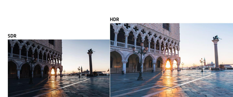 Quantum HDR Technology