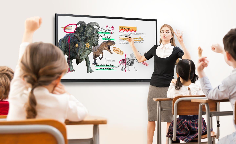 Imagine uma nova era de aprendizagem