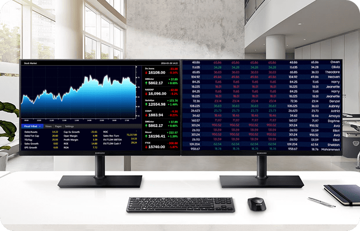 Samsung business monitor
