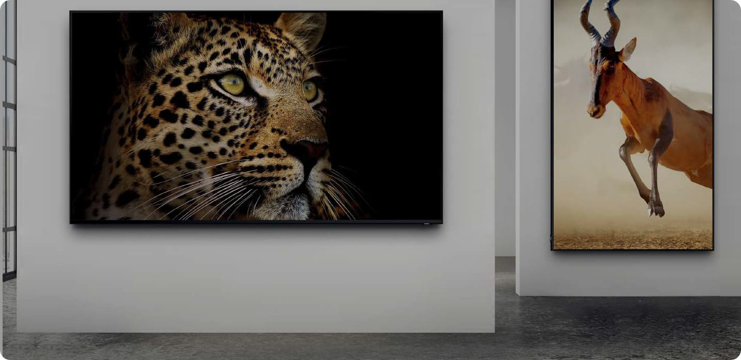 Samsung smart signage products