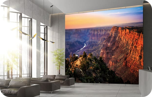 Samsung led signage products