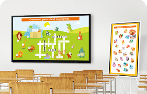 Samsung education signage solutions