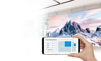 Videowall Configurator | Support | Samsung Display Solutions