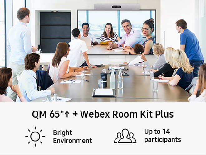 Video Conferencing Solutions - Customizable to all meeting environments image1