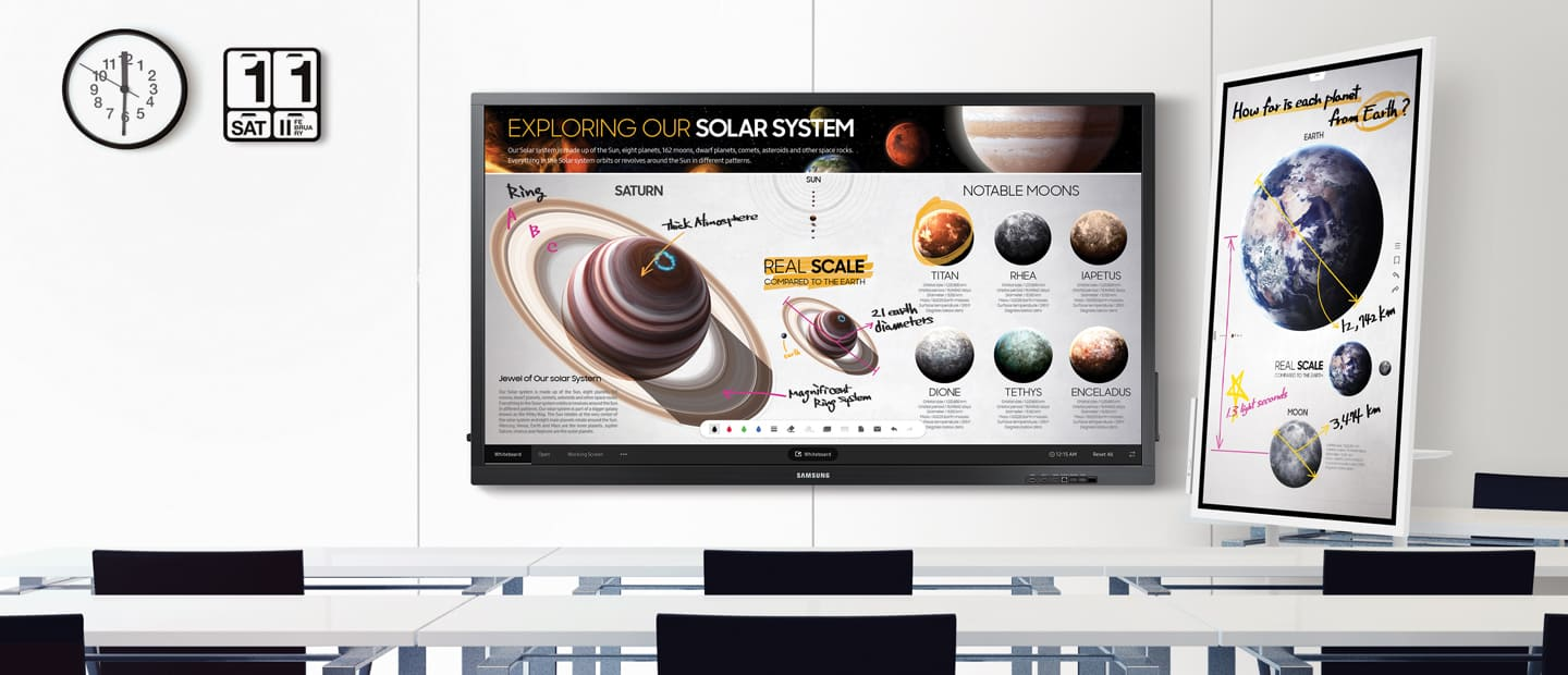Magicinfo | Digital Signage Software Solutions | Samsung Display