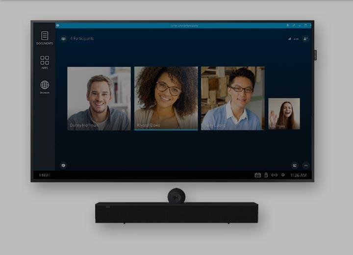 Image result for Samsung: Video conferencing solutions in modern
