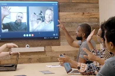 Facilitate More Effective Collaboration Through All-in-One Meeting Room Solutions