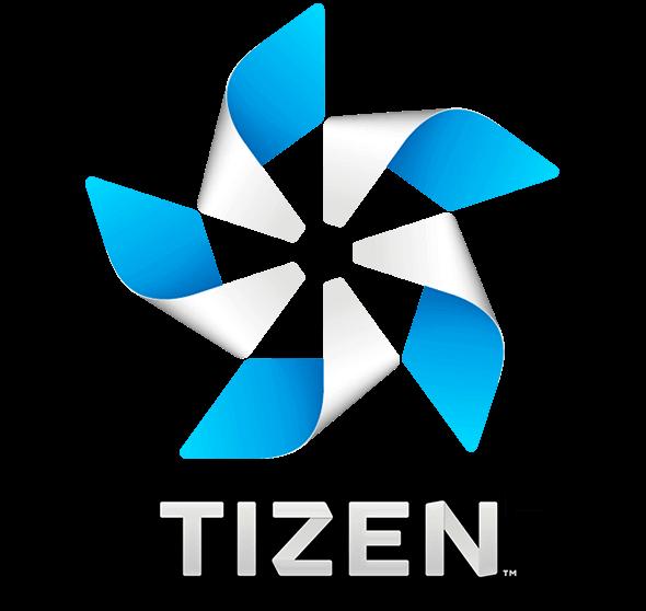 Hình ảnh logo Tizen ™.