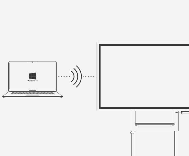 An interactive digital flipboard designed for creative