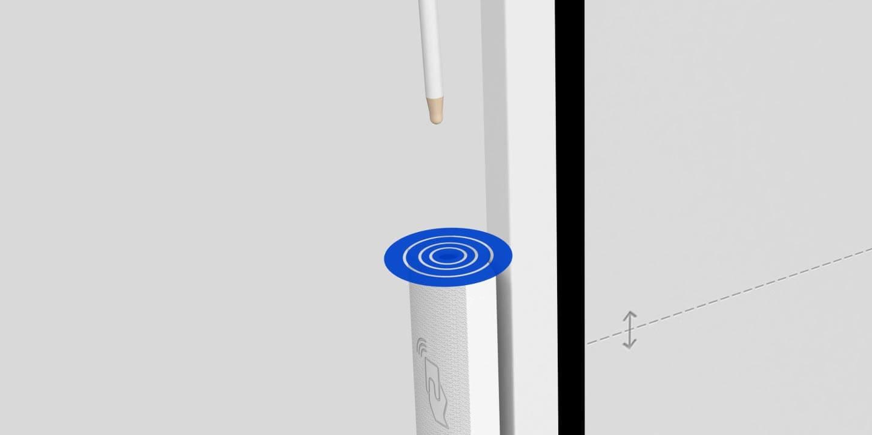 pen houder samsung flip