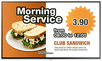 Moring Service / frome 08:00 to 12:00