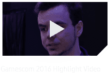Video image of Gamescom 2016 Highlight Video.