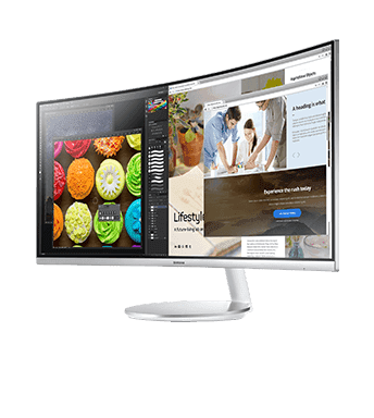 curved monitor - 34 CF7891