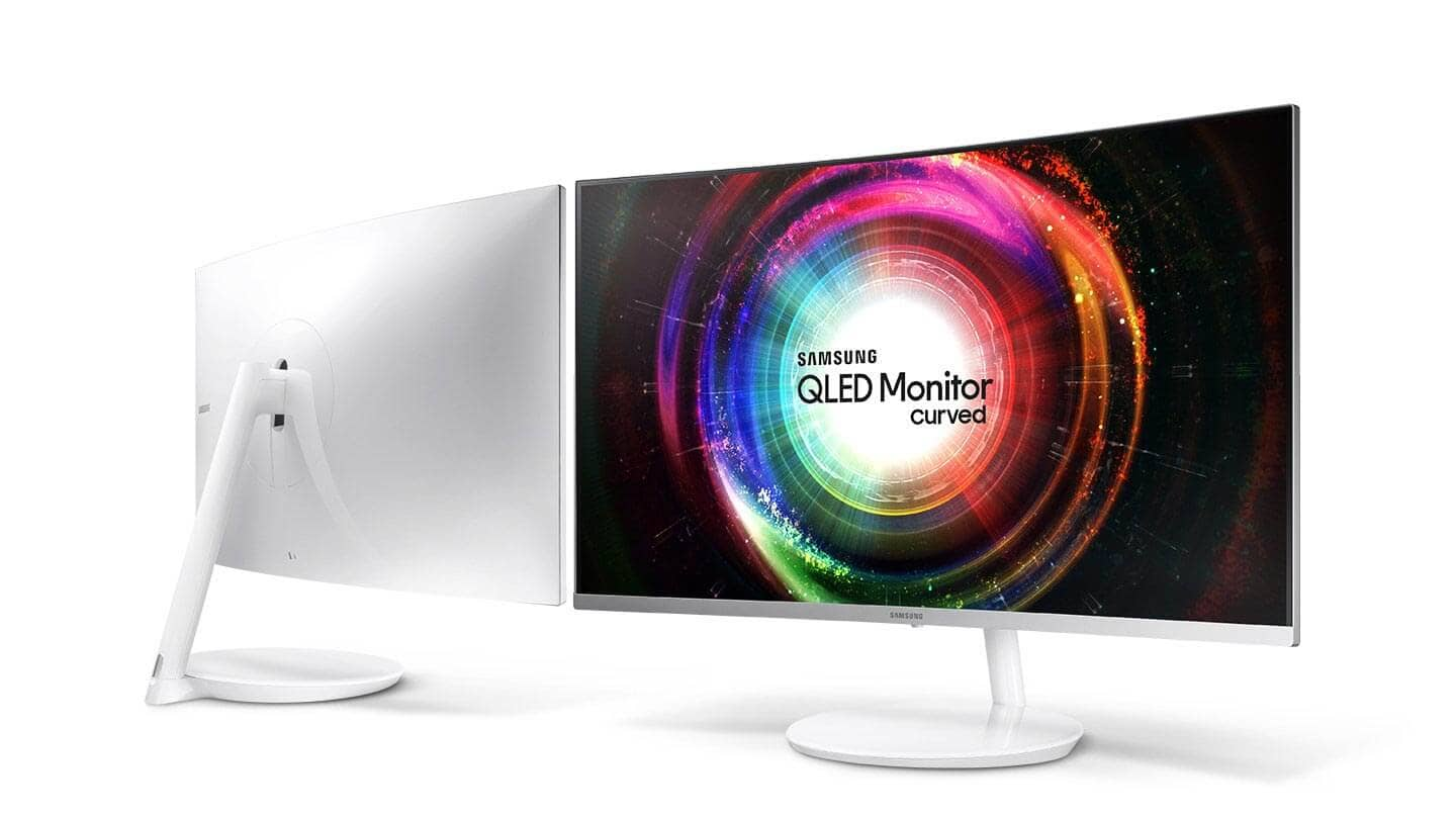 "This image shows WQHD Monitor CH71 27"" / 32"""