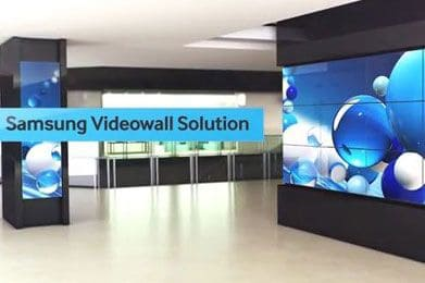 Play Vedio. TUTORIAL VIDEO Samsung SMART Signage Videowall ...