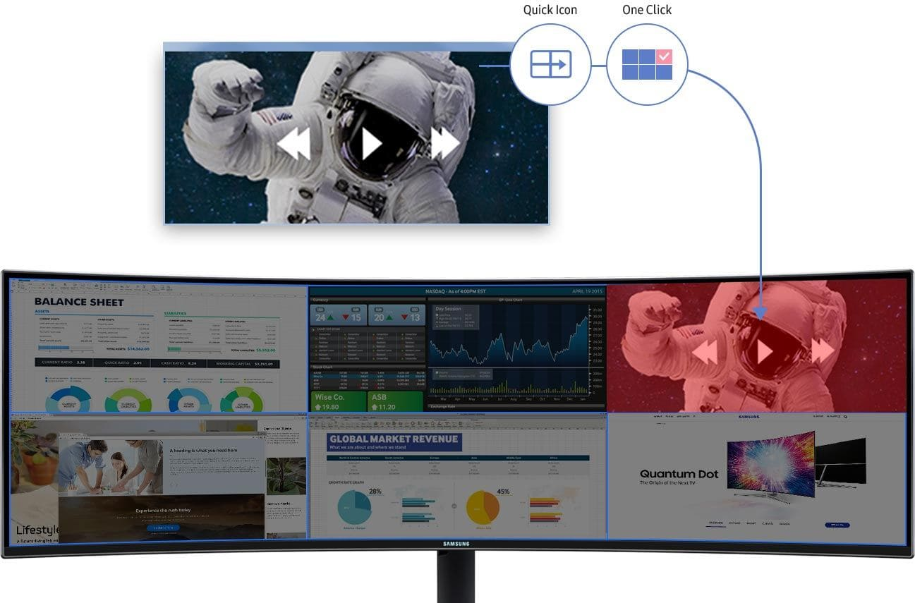 Easy Setting Box | Software Solutions | Samsung Display Solutions