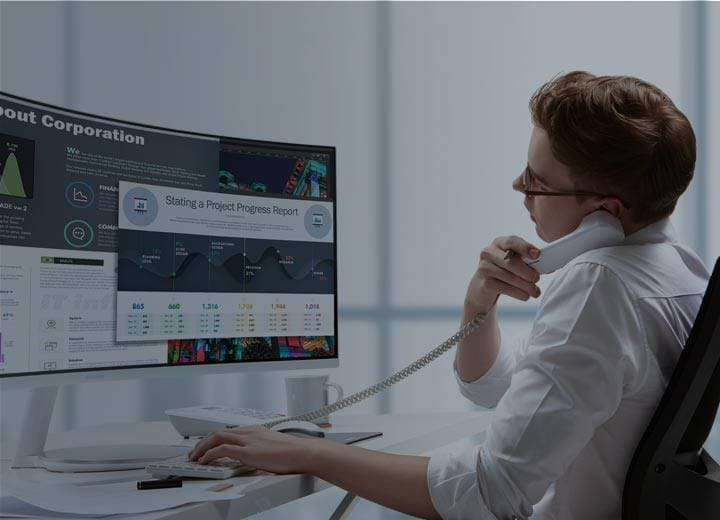 Easy Setting Box | Monitor Solution | Samsung Display Solutions