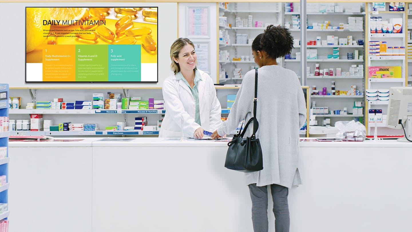 Solution for a wide range of business needs - Pharmacy